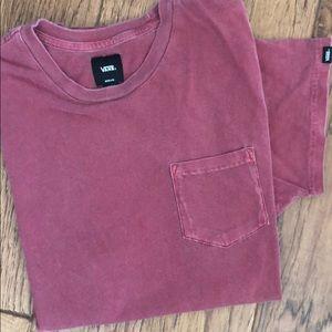 Vans Brushed Cotton T-shirt